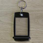 Porte-clés Mini Créoglass Color Noir X10