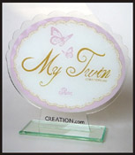 Trophée  Plexiglass
