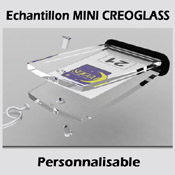 Echantillon Mini Créoglass