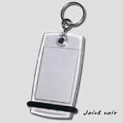 Porte clé Mini-Créoglass joint noir
