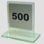 Numéro de table XL Recto/verso