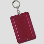 Porte clé - bordeaux à personnaliser