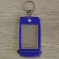 Porte-clés Mini Créoglass Color Bleu X10
