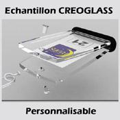 Echantillon Créoglass